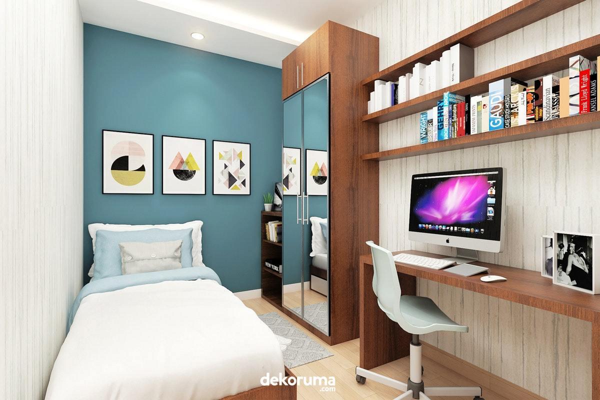 5 Desain Interior Apartemen Masa Kini Dijamin Kamu Bakal Betah