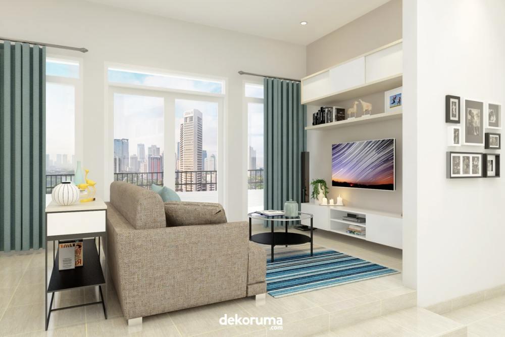interior apartemen modern