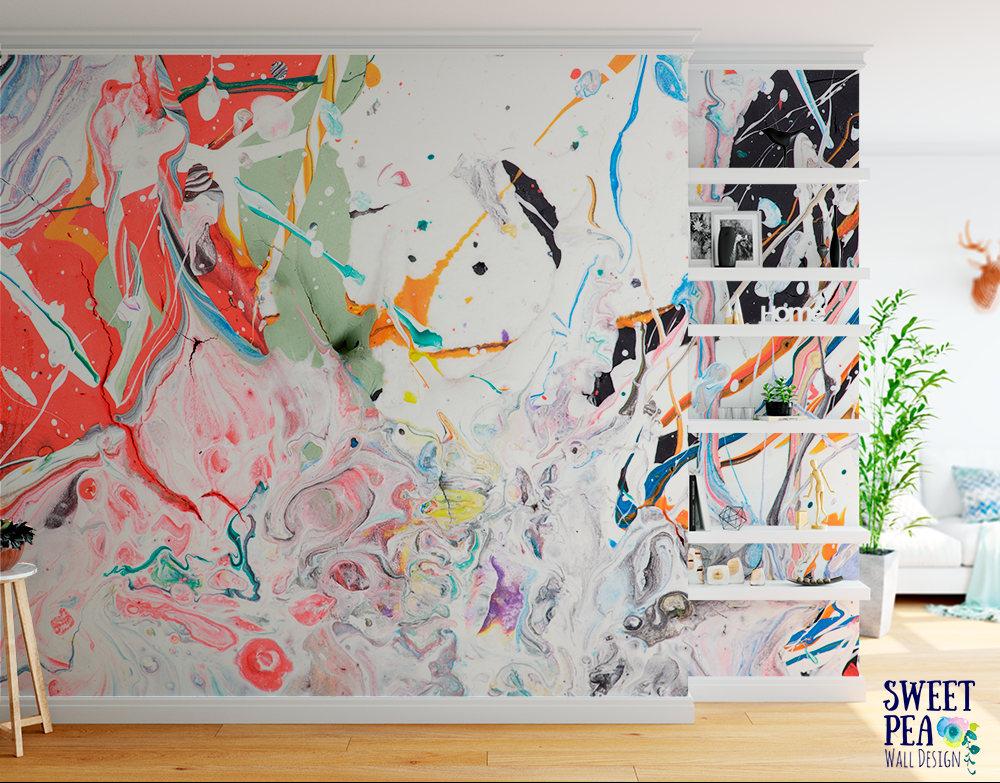 lukisan dinding cipratan