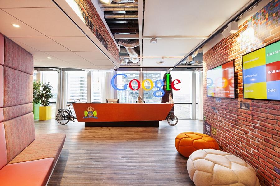 warna dinding ruangan kantor