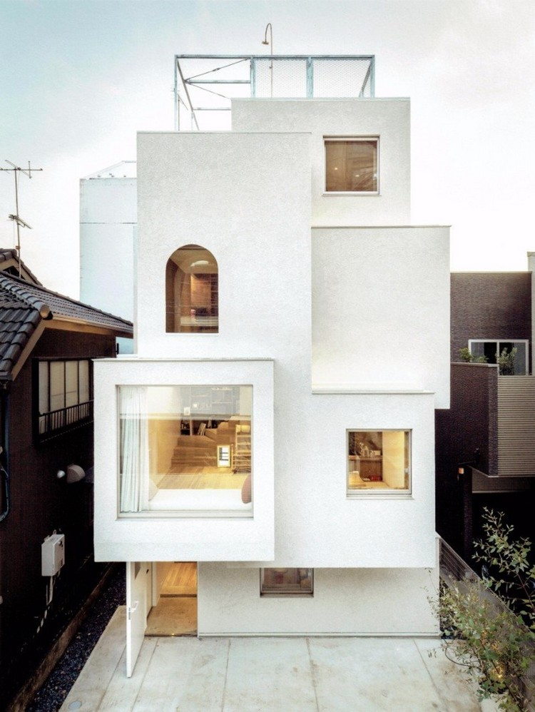 Rumah terindah di dunia di Jepang