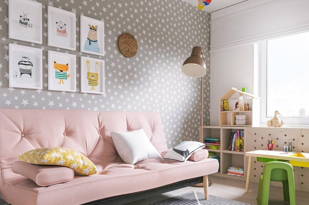 Terapkan Wallpaper Untuk Ruang Yang Menawan Cv Aik