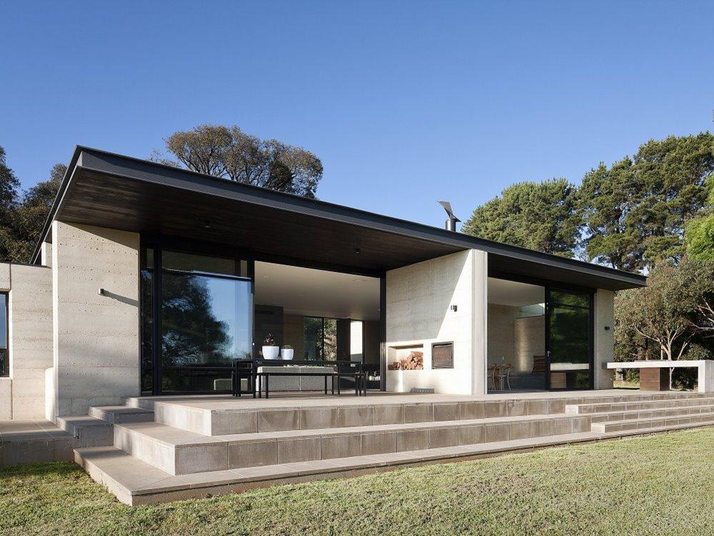 Desain Atap Rumah Rata