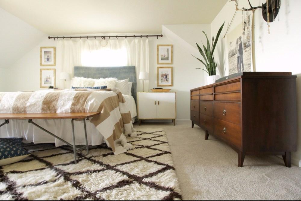Karpet Kamar Tidur Utama