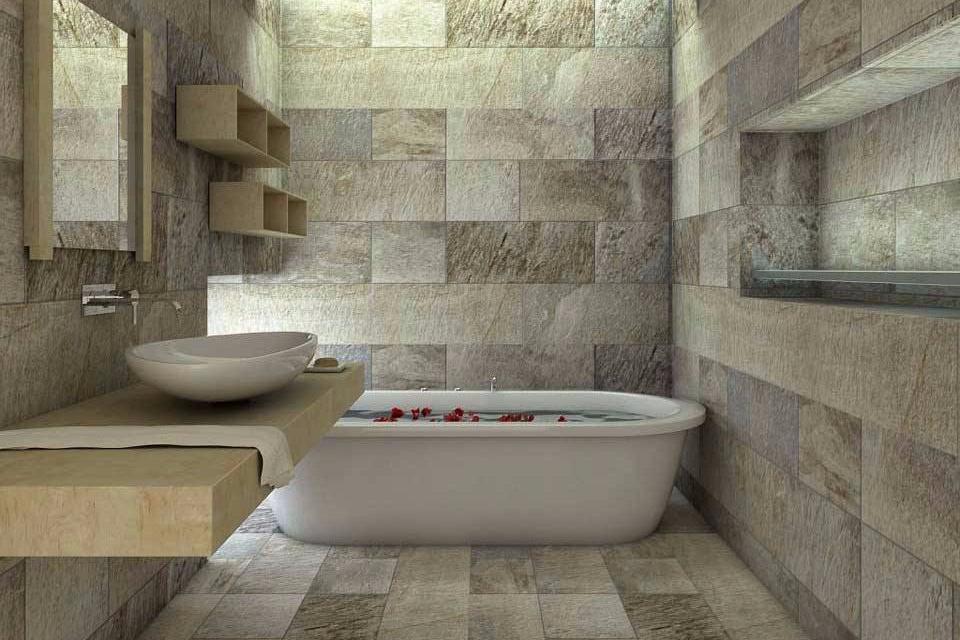 7 Desain Keramik Dinding Kamar Mandi Ini Bisa Bikin Kamu Terhipnotis!