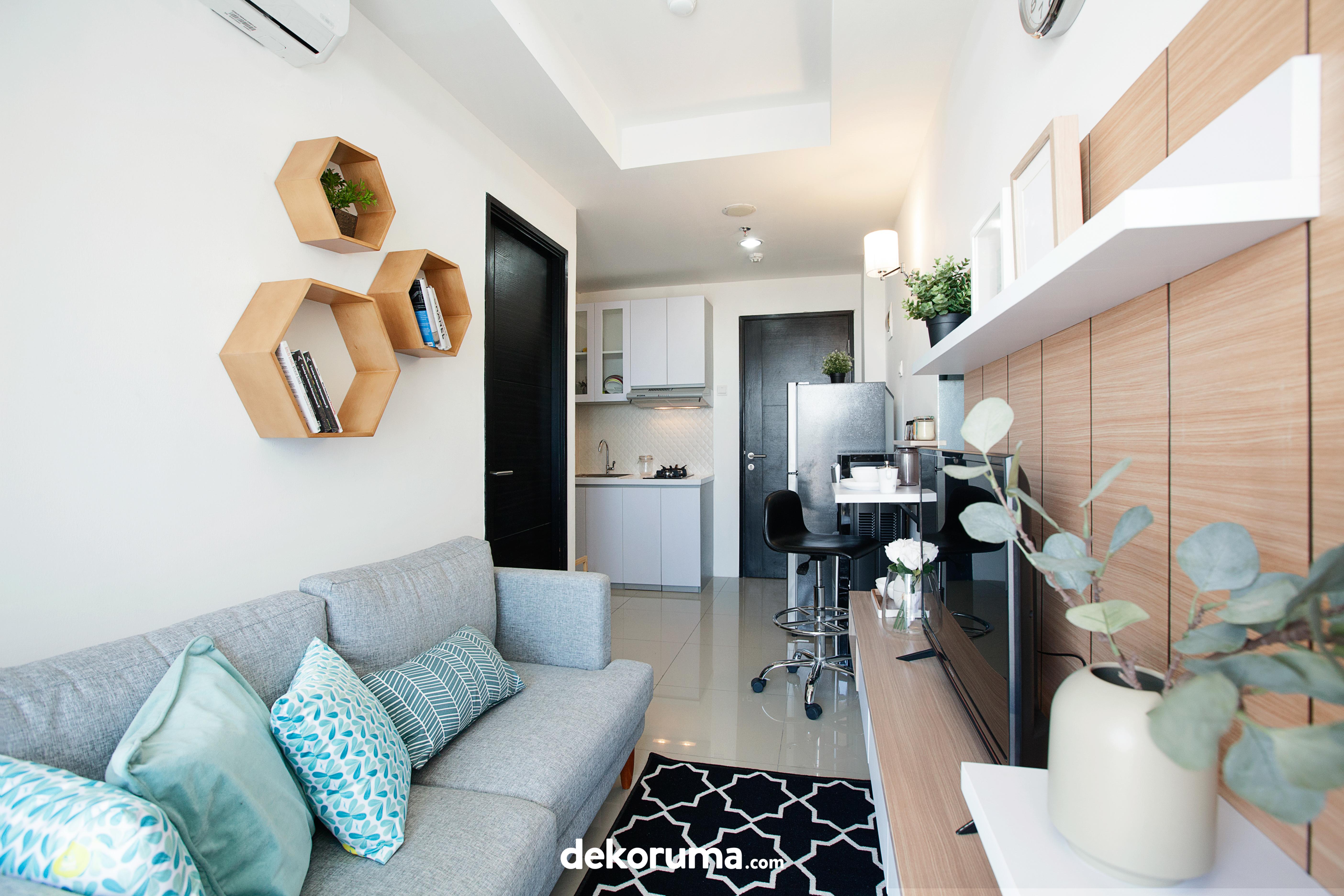 6 trik ampuh mewujudkan desain interior apartemen mungil yang ideal rh dekoruma com design interior apartemen kecil 2 kamar interior design untuk apartemen kecil