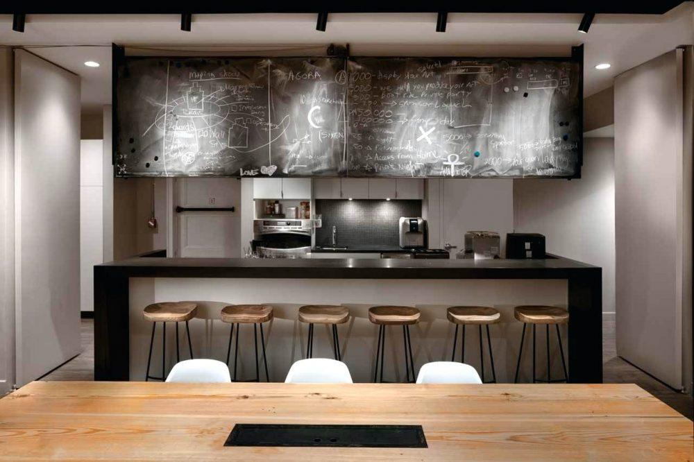 Mini Bar Dapur Papan Kapur