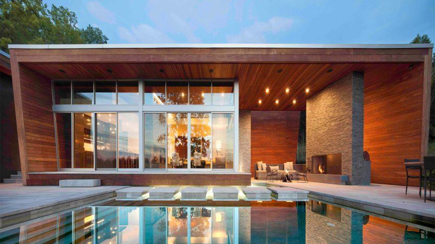 5 Inspirasi Desain Rumah Kayu Minimalis Masa Depan