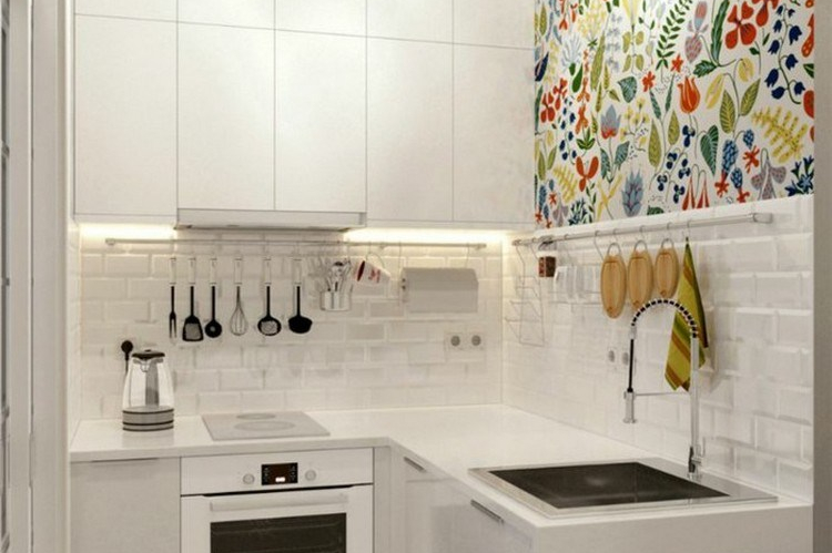 Punya Rumah Mungil Ini Ide Kitchen Set Minimalis Untuk Dapur Kecil