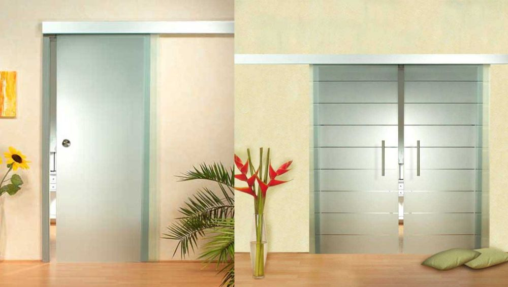 jenis kaca es frosted glass