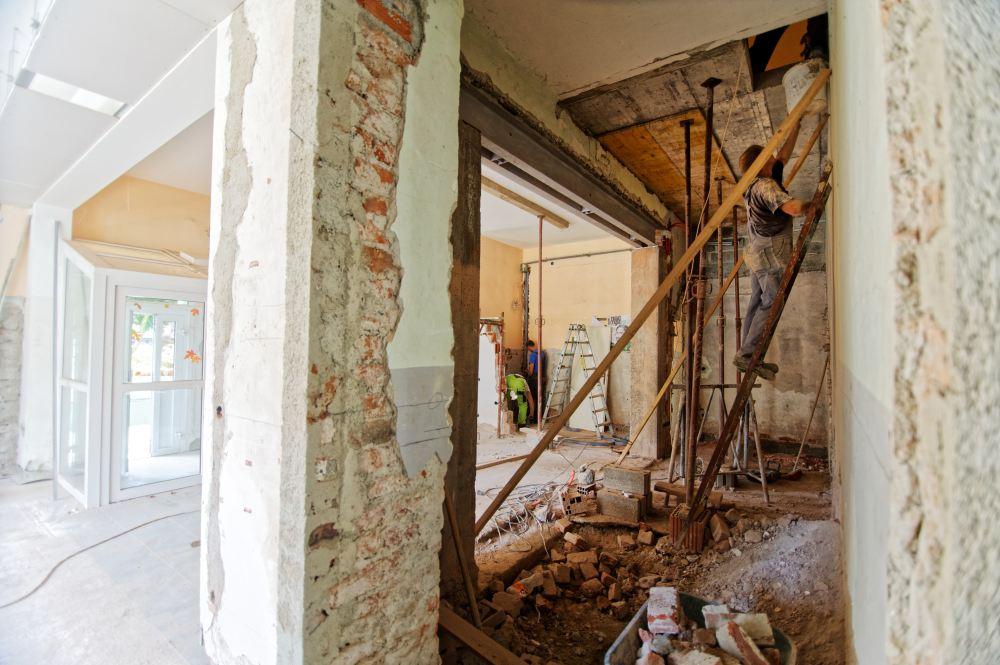 Konsep renovasi rumah type 36