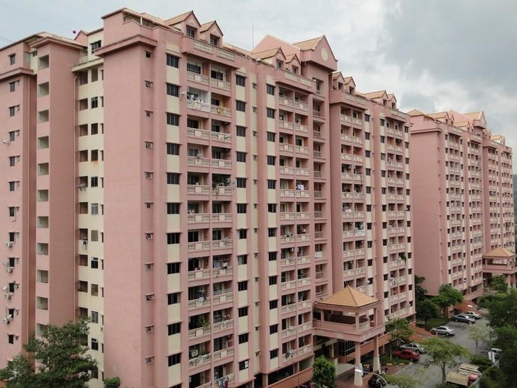 Status apartemen, flat, dan kondominium di beberapa negara