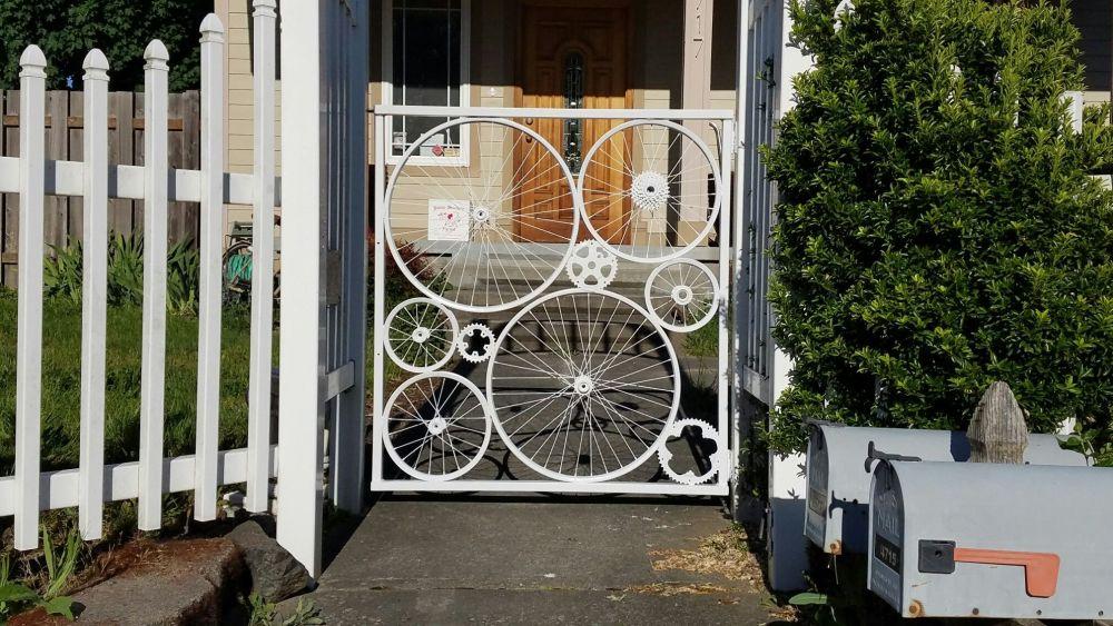 desain pagar rumah diy