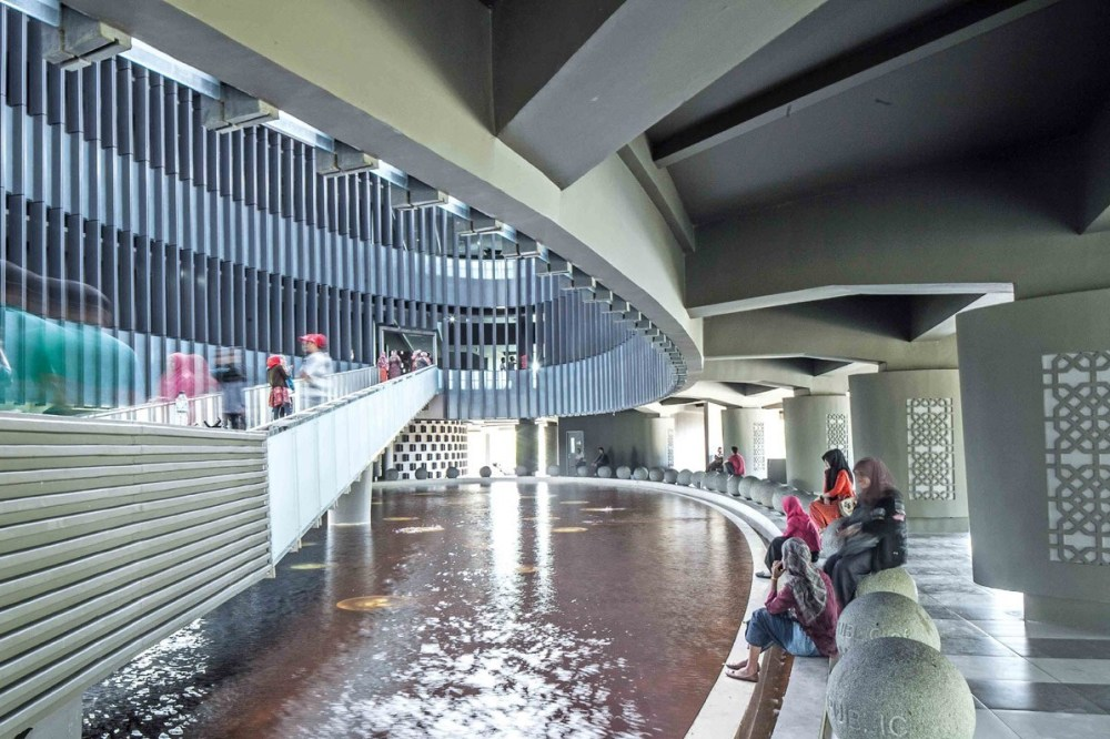 Arsitek Indonesia Museum Tsunami Aceh