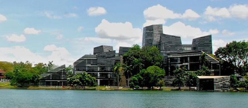 Arsitek Indonesia Perpus Ui
