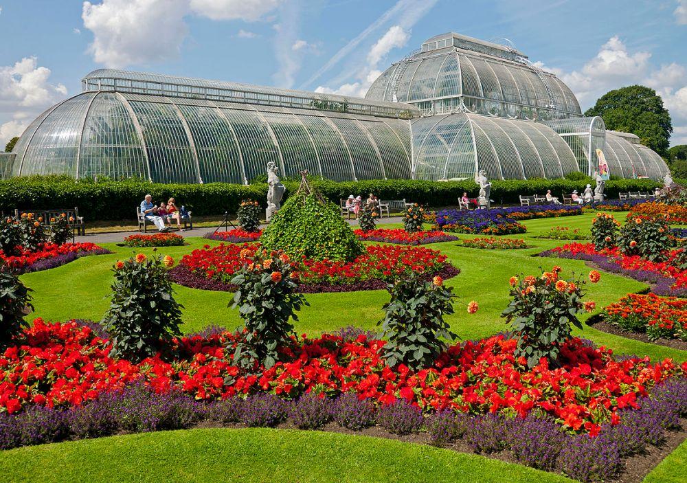 Arsitektur Lanskap The Kew Garden