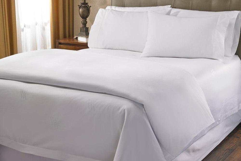Cara Merapikan Tempat Tidur Selimut