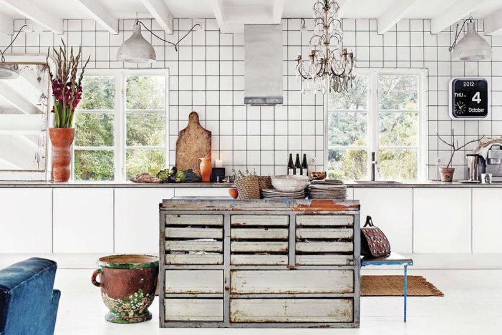 Dapur Tradisional Swedia