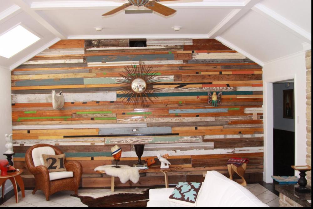 motif panel dinding kayu