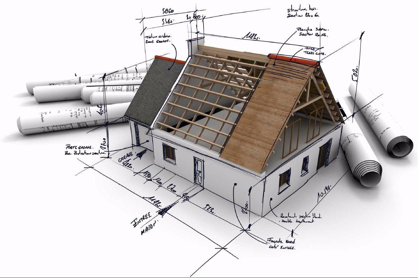 8 Bagian Dari Konstruksi Bangunan Yang Harus Ada Pada Hunian