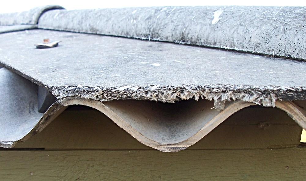 Rumah Tidak Sehat Material Bangunan