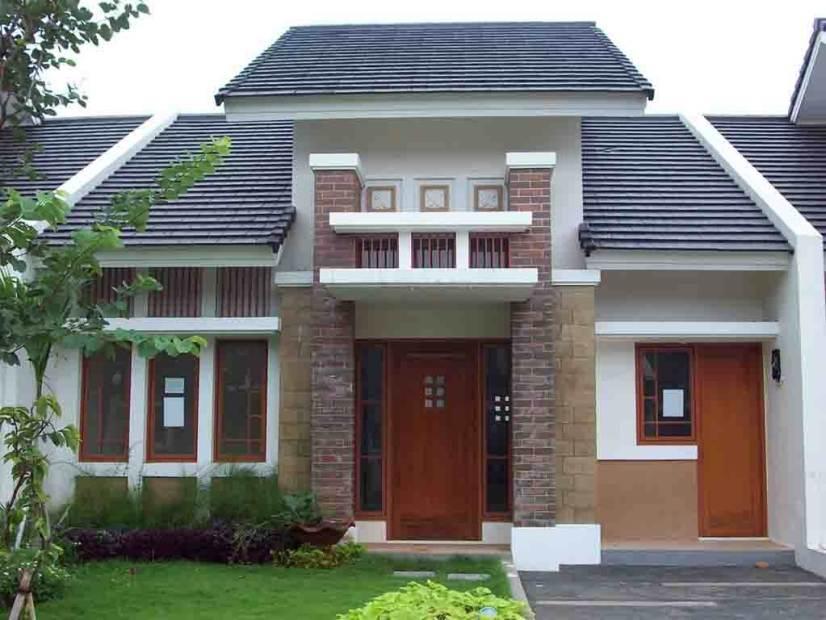 Desain Rumah Minimalis Dengan Halaman Luas 7 tipe rumah terpopuler di indonesia
