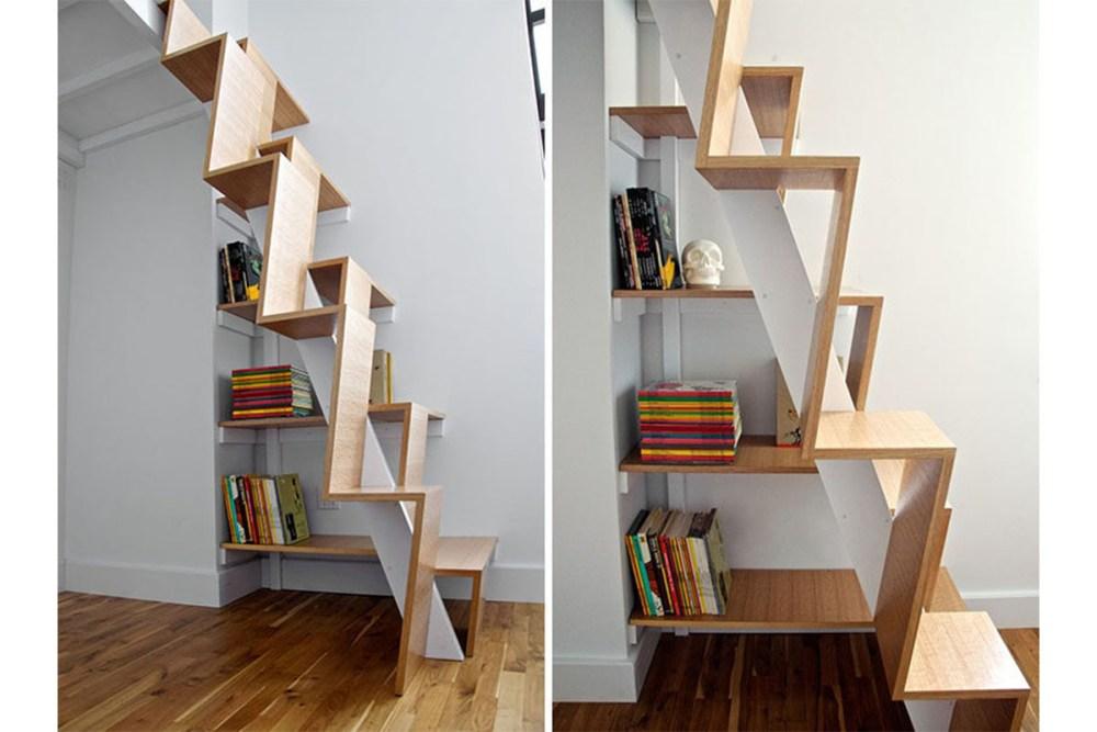 Desain Ruang Tamu Minimalis Ukuran 2x2 punya hunian dengan luas terbatas ini 10 ide tangga rumah