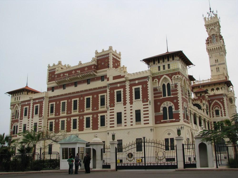 Arsitektur Islam IstanaMontaza di Mesir
