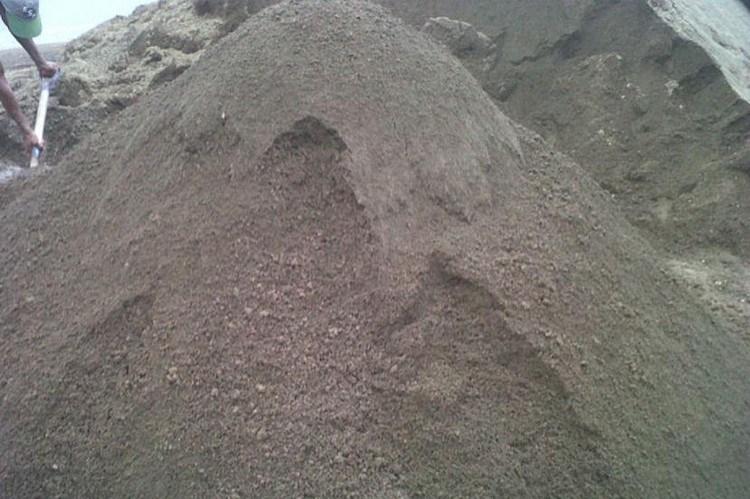Material bangunan pasir