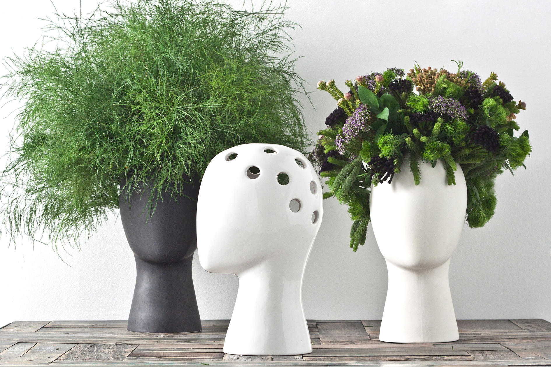 10 Pot Bunga Unik yang Bisa Buat Rumah Makin Ceria! 31a2c0cd65