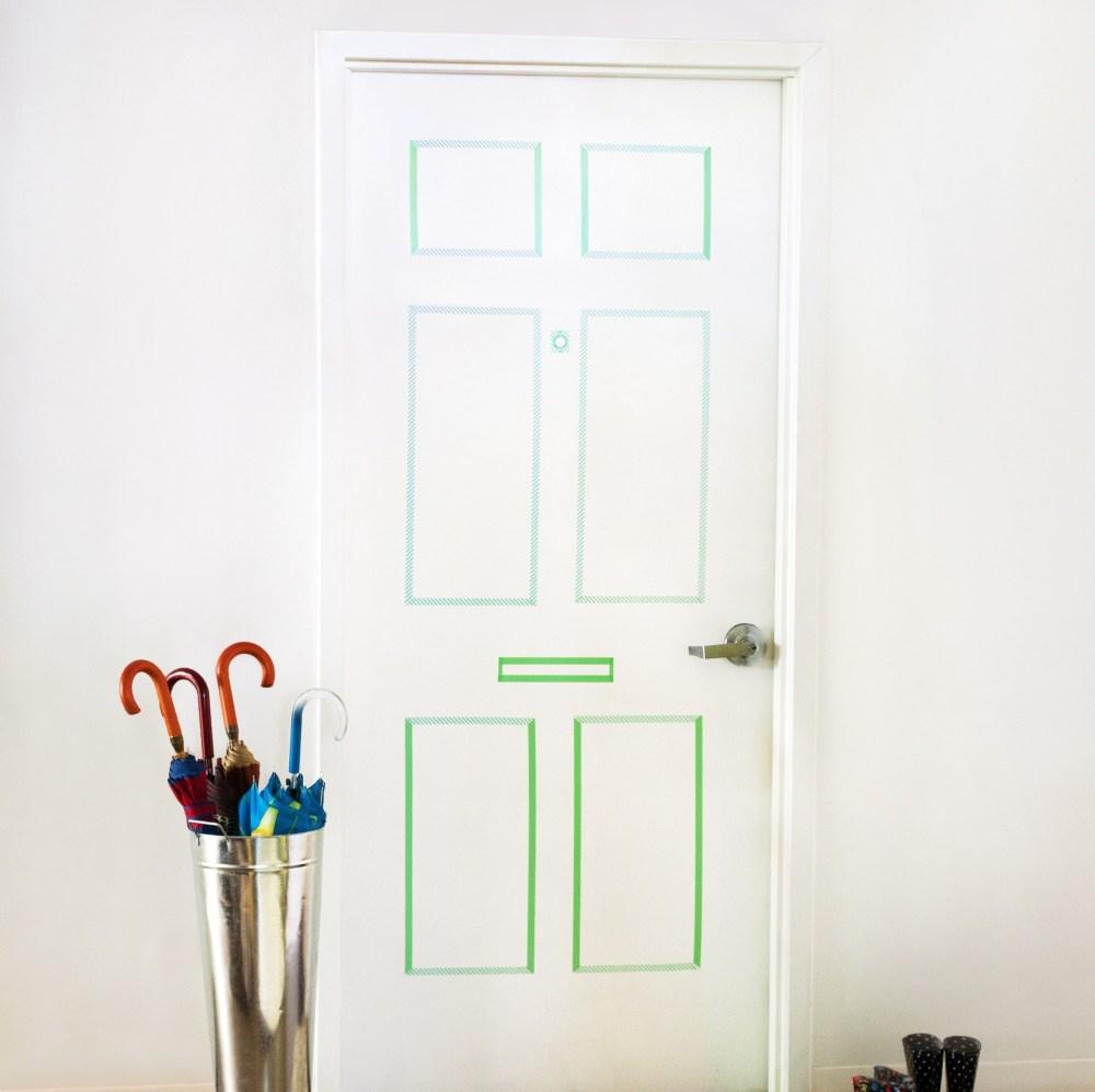 Pintu Kamar Hiasan Unik