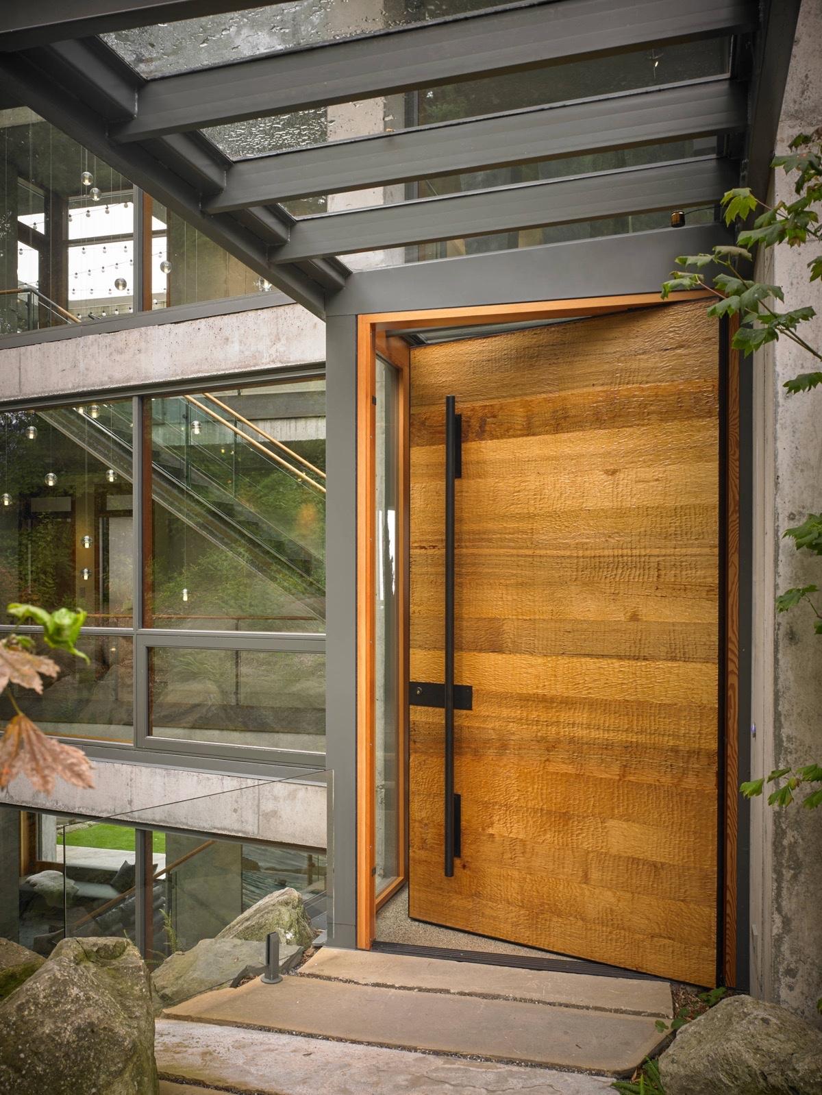 6 Model Kusen Pintu Minimalis Untuk Rumah Masa Kini