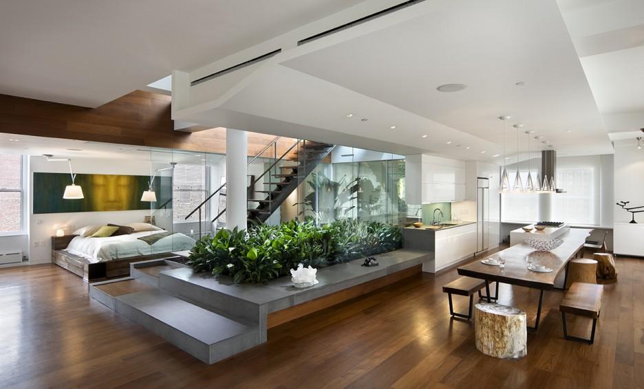 Design Interior Rumah Minimalis Terbuka