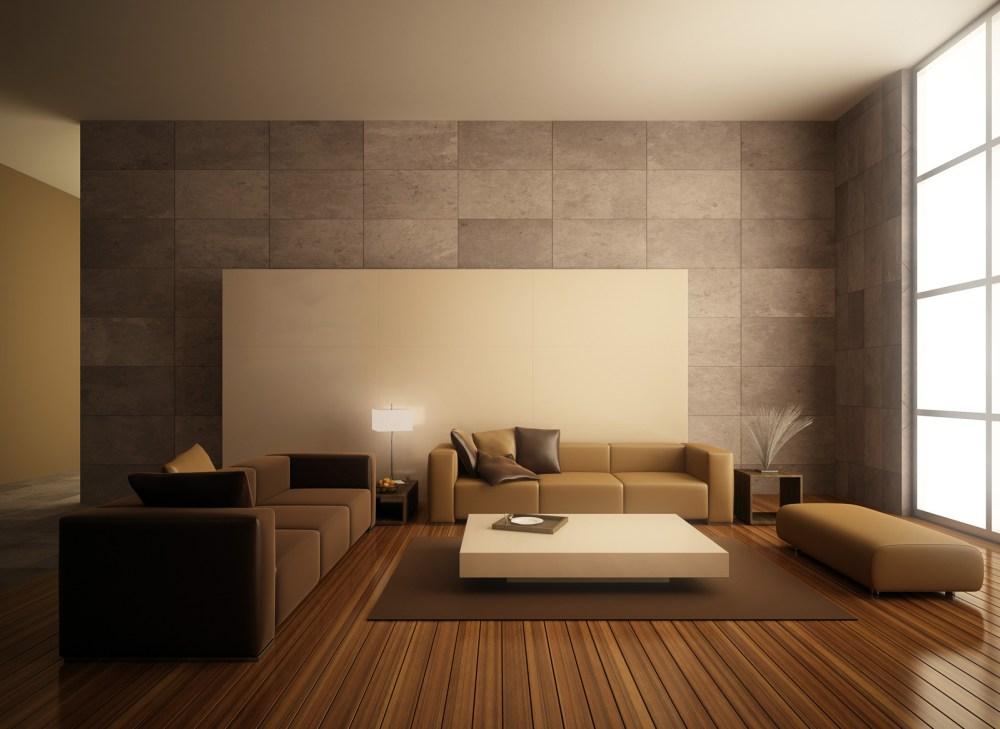 Hidupkan Design Interior Rumah Minimalis dengan Tekstur