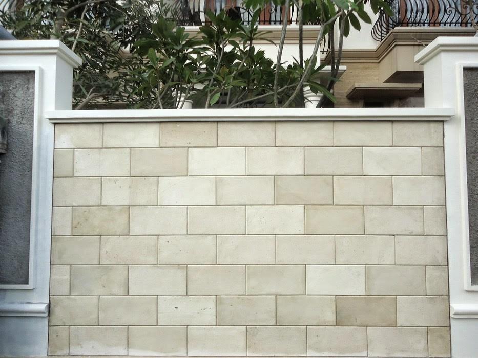Dinding-Batu Alam Paras Jogja