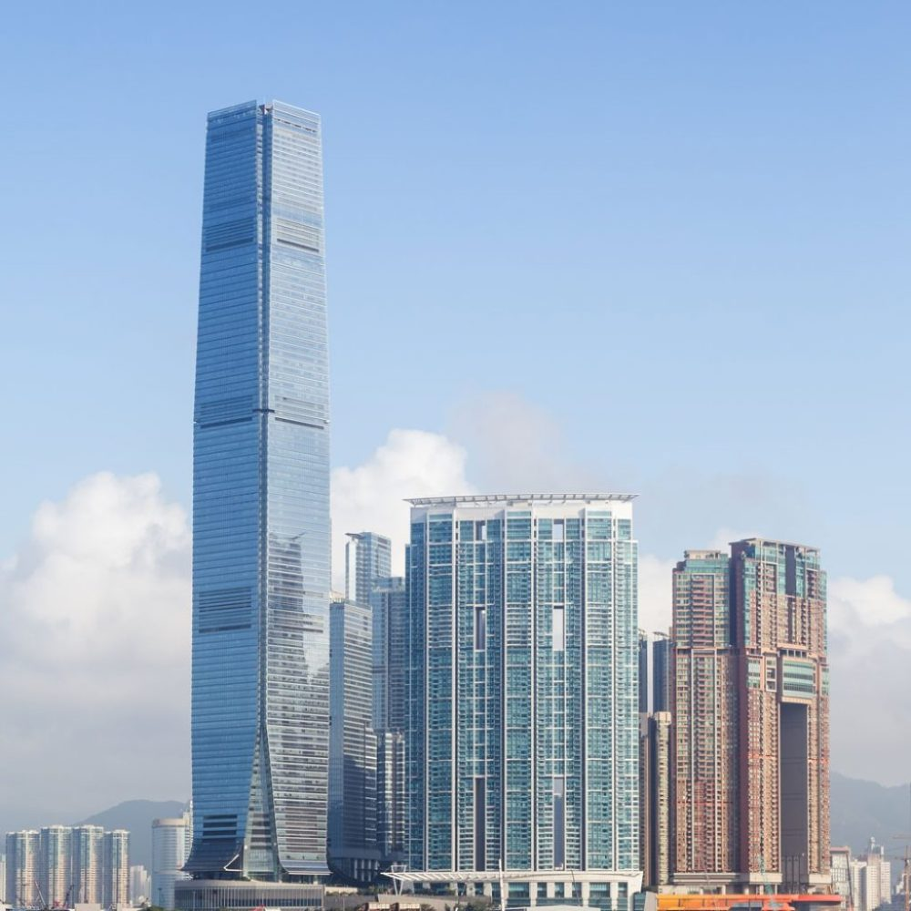 Gedung Pencakar Langit ICC