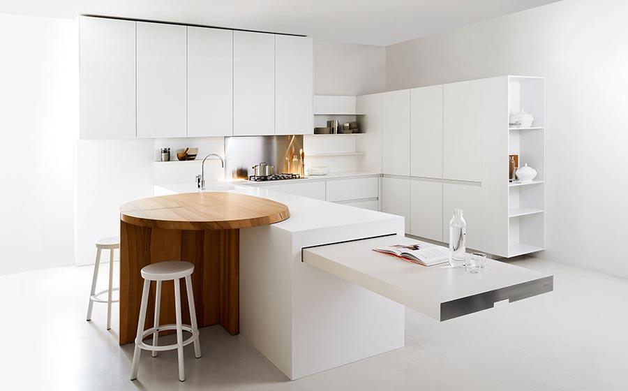 Ruang Dapur Simpel & Cocok Untuk Keluarga Kecil
