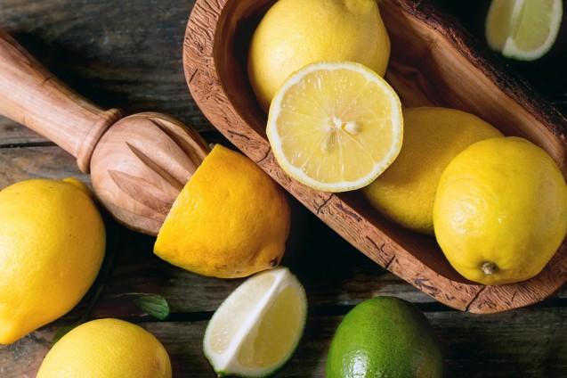 Pemgharum Ruangan Lemon
