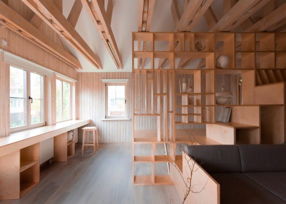 Kualitas kayu multipleks