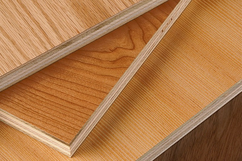 Kayu multipleks soft wood
