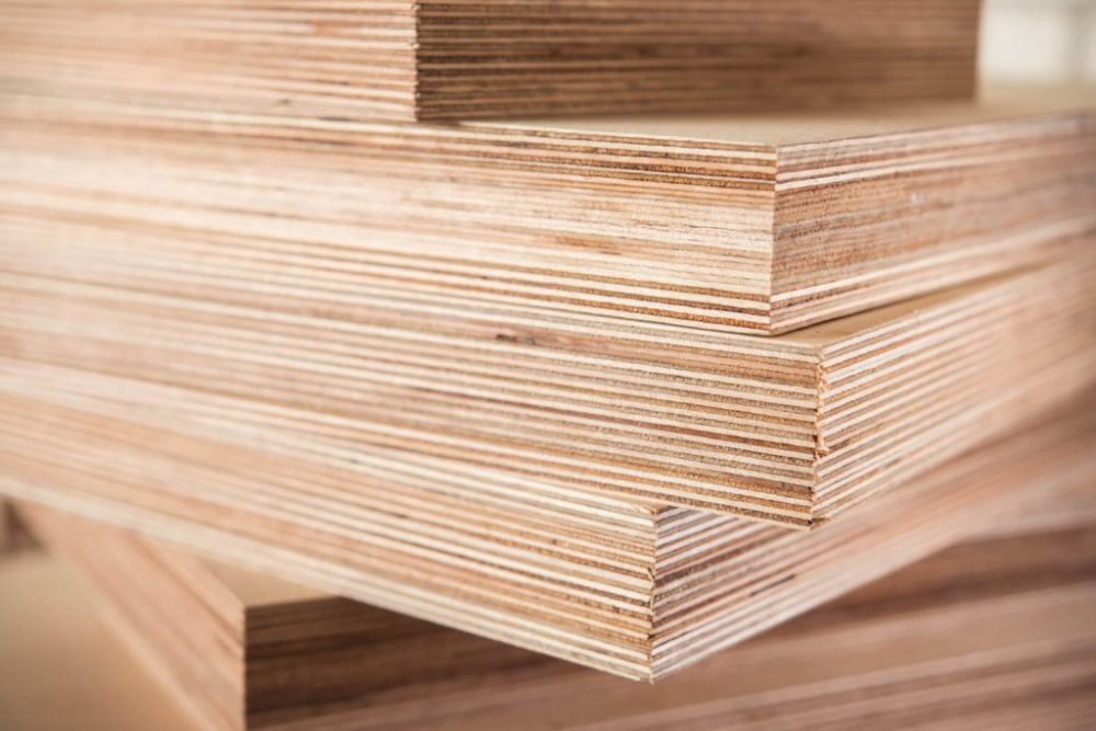 Kayu multipleks hardwoods