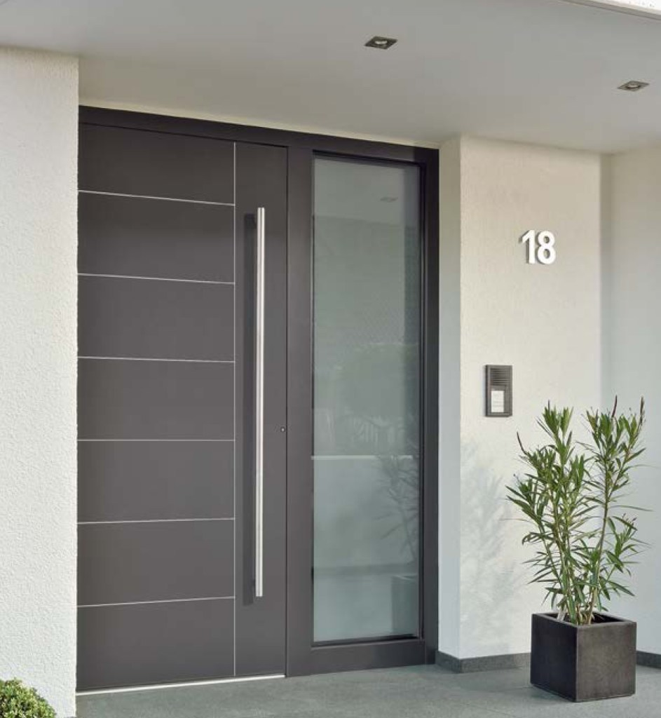6 Model Kusen Pintu Minimalis Untuk Rumah Masa Kini Gambar kusen rumah minimalis