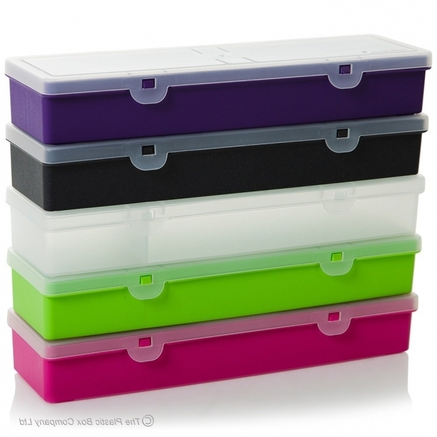 Scrapbook Storage Containers