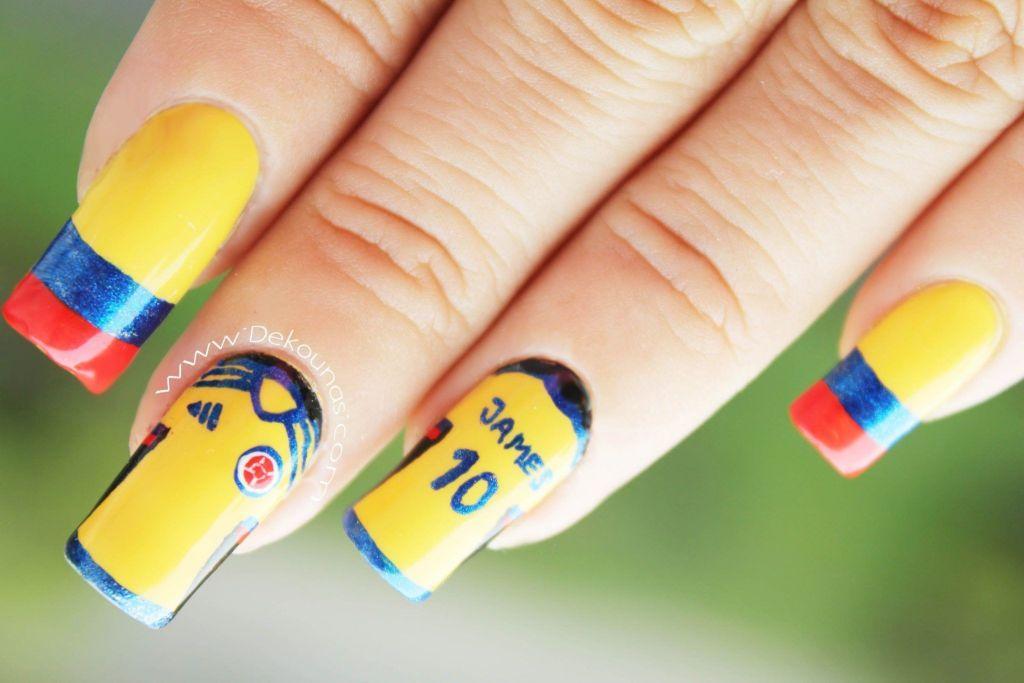 Decoración de uñas Colombia2-2