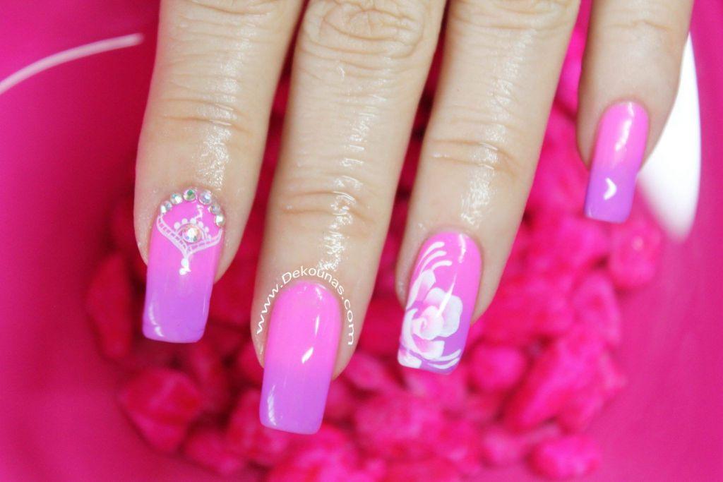 Decoracion de uñas temp flores6