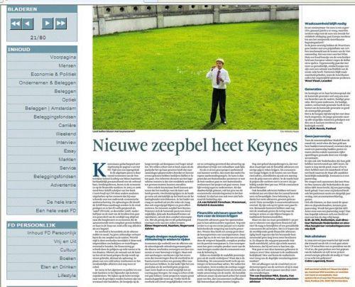 Zeepbel Keynes