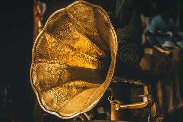 gouden grammofoon