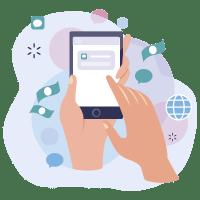 SMS-signalen