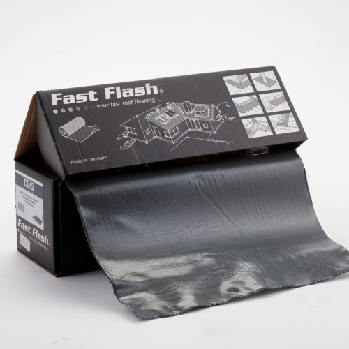 Fully adhesive flashing roll 5m x 560mm - Dark Grey