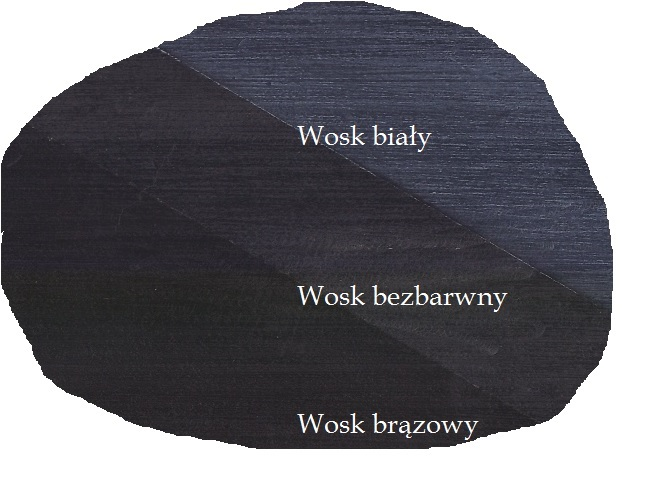 farba kredowa Vintage nearly black wosk